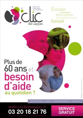 Affiche Clic Haubourdin
