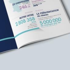 Rapport d'activité Stbus 2014