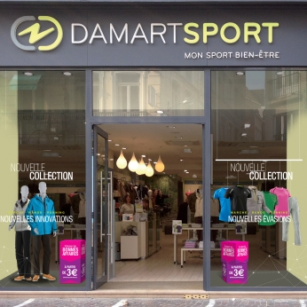 DAMARTSPORT NOUVELLE COLLECTION